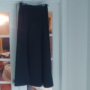 Vintage Hugo Buscati Formal Maxi Skirt 10 12 14